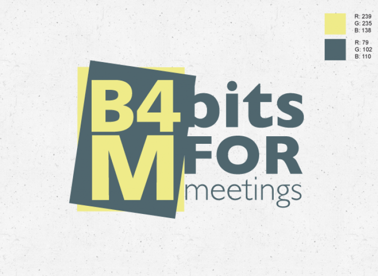 B4M - Bits for meetings