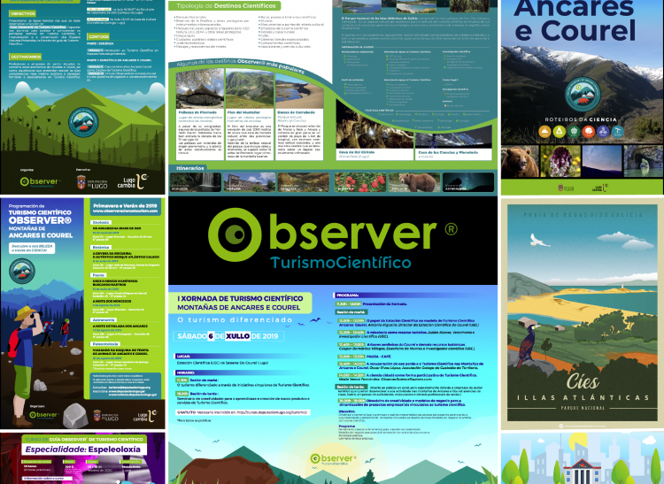 Observer® Science Tourism
